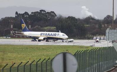 La huelga en Ryanair no afectará, en principio, a los vuelos del Seve Ballesteros