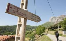 500.000 guías para recorrer el Camino Lebaniego y el de Santiago