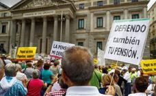 Los pensionistas ganarán casi 200 euros más al año con la nueva revalorización