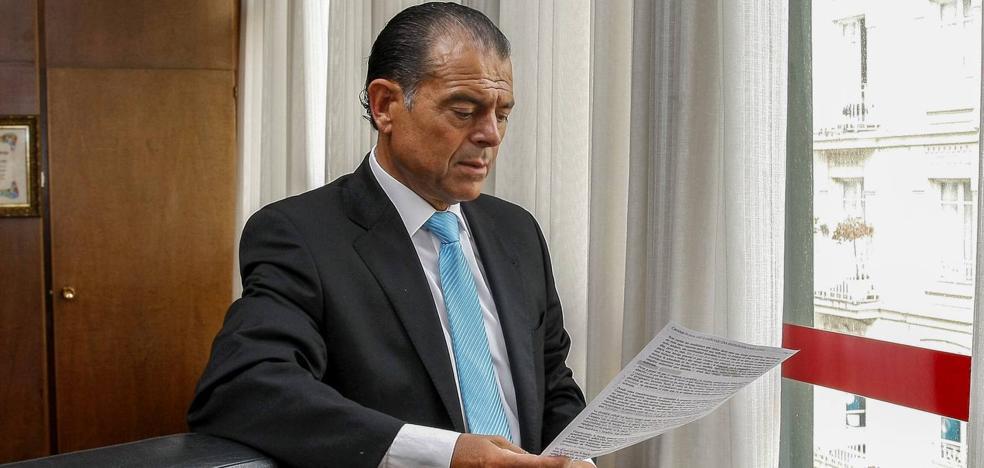 Fernández Rincón dice adiós a la Cámara de Comercio de Torrelavega después de tres mandatos