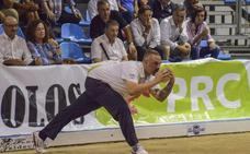 Carlos García y Marta Castillo se llevan el Torneo del PRC