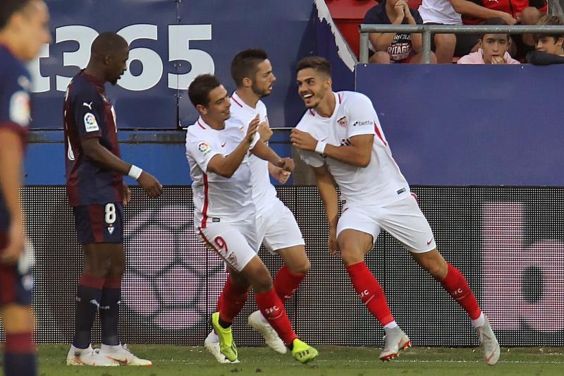 El Sevilla sigue intratable