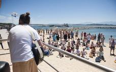 «Un solo espigón no frenará la pérdida de arena en la playa de La Magdalena»
