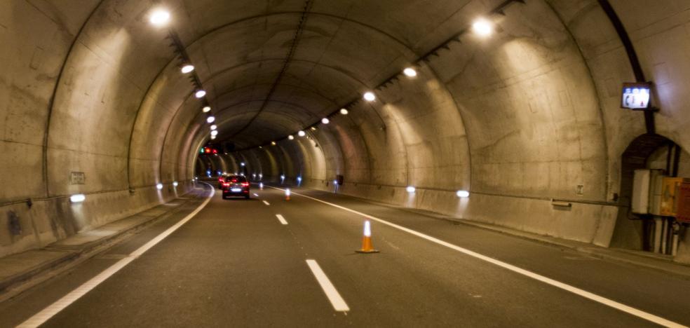 Once túneles de Cantabria no cumplen la normativa europea de seguridad vial