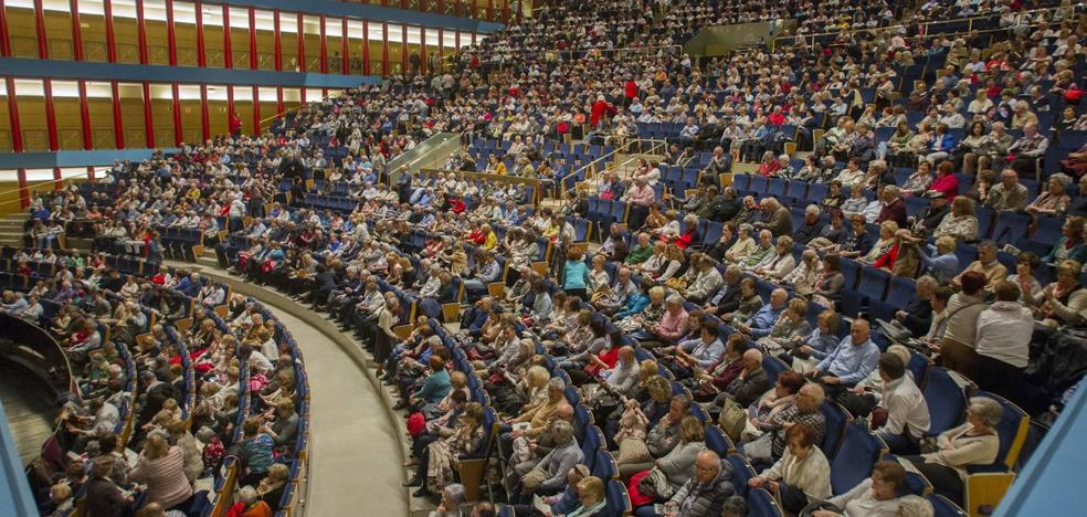 El Gobierno aclara que las entradas del Palacio de Festivales «siempre» han tenido recargo