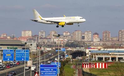 Vueling cancela el vuelo de Barcelona a Santander de esta tarde