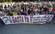 Convocada una concentración el miércoles en Santander ante el repunte de asesinatos machistas