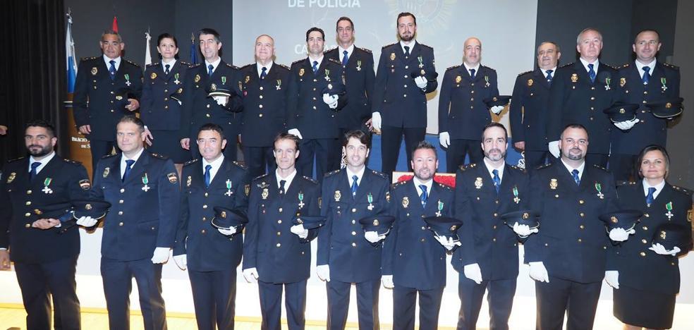 La Policía Nacional destaca la «especial proximidad» de Samuel Ruiz con el cuerpo