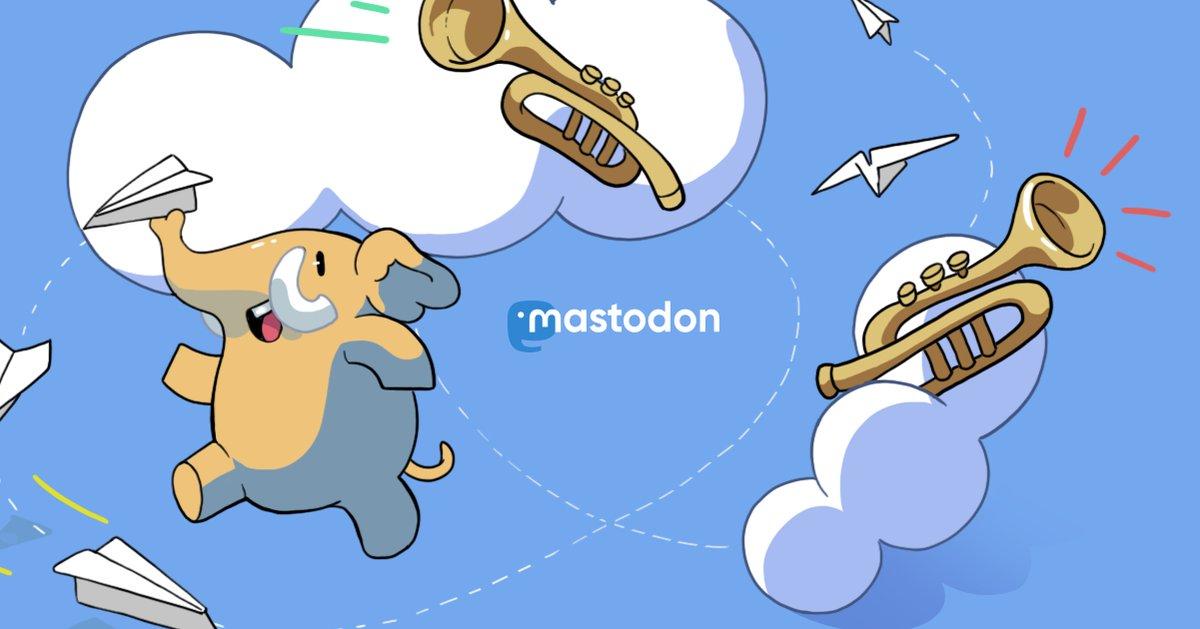 Qué es Mastodon, la red social 'anti-Twitter'