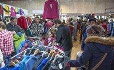 La Feria del Stock de Santander reúne este fin de semana a 60 comercios