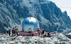 Picos de Europa plantea instalar un nuevo refugio junto a Cabaña Verónica