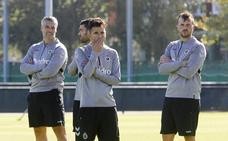 Iván Ania: «Este partido es especial porque está en juego el liderato, pero no definitivo»