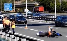 El motorista fallecido el pasado miércoles en Santurtzi era de Castro Urdiales