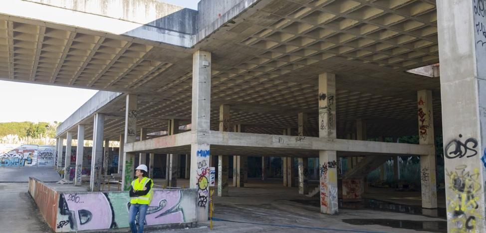 Arranca tras una década parada la obra de los talleres municipales y la nueva sede de la Policía local