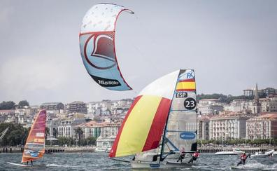 El Reto de Campeonas devuelve a Santander a la élite de la vela