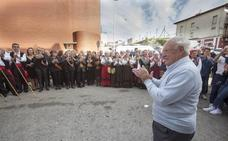 Santander rinde homenaje al tonadista Aurelio Ruiz
