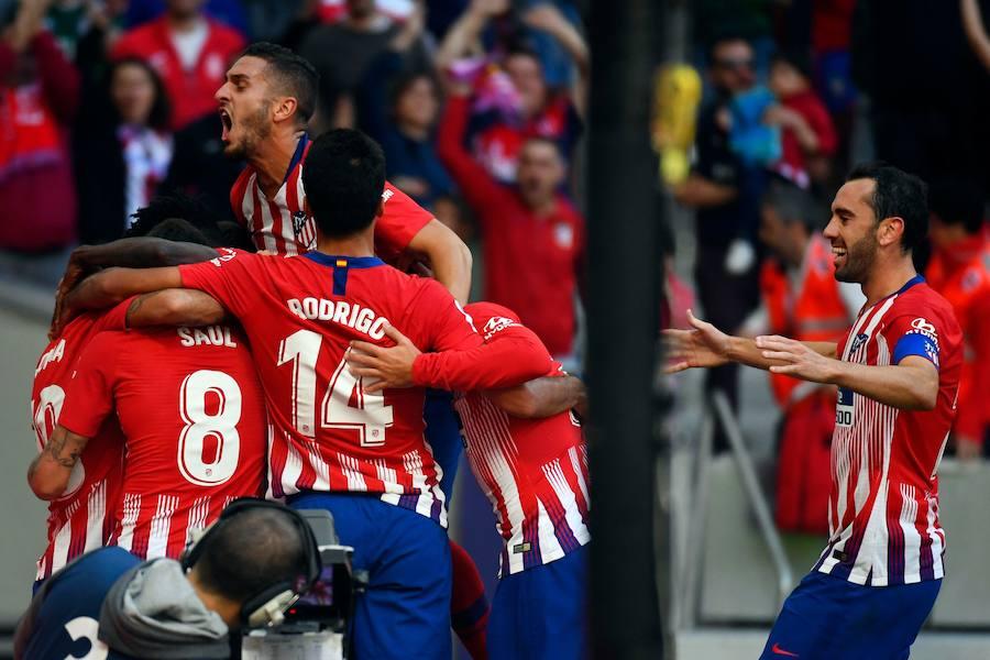 Las mejores imágenes del Atlético de Madrid-Betis