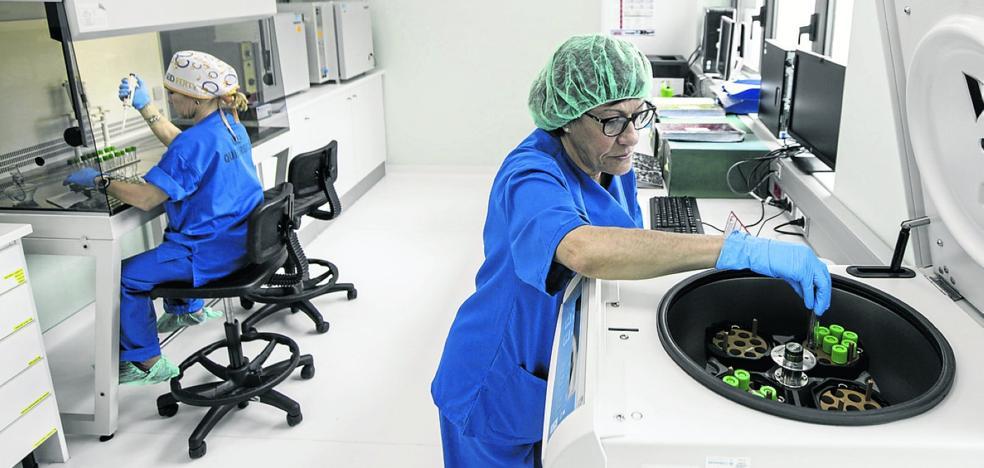 Valdecilla congela óvulos de pacientes con cáncer para salvar su fertilidad
