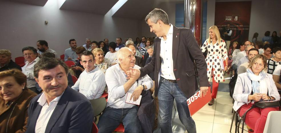 El sector crítico firma una tregua con Zuloaga con la vista puesta en las próximas elecciones