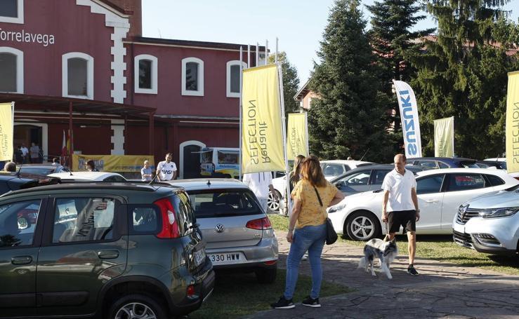 Feria del vehículo de ocasión de Torrelavega