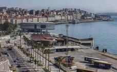 El área remodelada frente a la Estación Marítima abrirá al público a partir del día 15