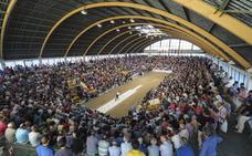 Torrelavega acoge el I Concurso de Parejas Mixtas de Bolo Palma