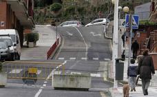 La calle José Hierro se cortará al tráfico desde hoy por obras