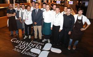 Cantabria promociona su gastronomía en la prestigiosa Gastronomika de San Sebastián