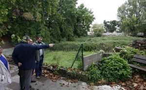 Torrelavega habilitará un aparcamiento en la finca de la antigua casa de la familia Hidalgo