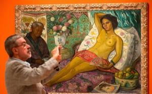 La obra de Iturrino viaja a Málaga