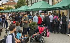 Liérganes acogerá el Mercado de Otoño de los Valles Pasiegos durante el puente del Pilar