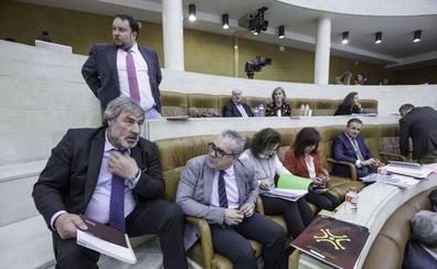 Las Excavadas, las pensiones y la Intervención General, a debate hoy en el Parlamento