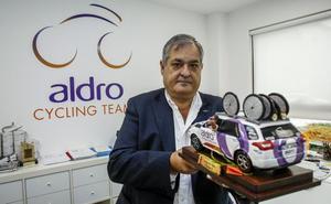 «Para ser más internacionales se necesita un copatrocinador, Aldro ya no da para más»