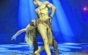Había una vez... un circo mágico en Santander