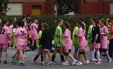Medio millar de niños tomará parte en el Torneo de Balonmano Calle de Torrelavega