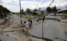Indonesia prohíbe la presencia de trabajadores humanitarios extranjeros en la zona del seísmo