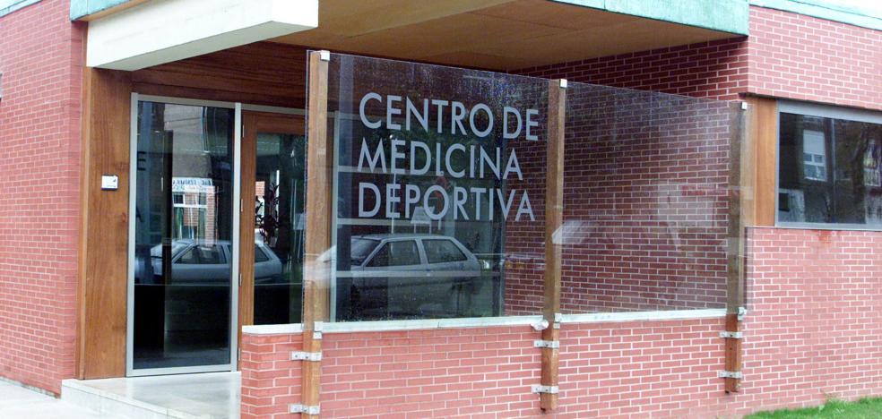 El Centro de Medicina Deportiva suspende los reconocimientos porque se ha quedado sin médicos