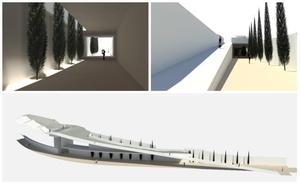 La apertura del viejo túnel de Tetuán, para ciclistas y peatones, será finalmente en el 2020