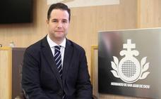 Vicente Fernandez, nuevo director gerente del hospital Santa Clotilde