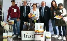 Premiados los perros más simpáticos, educados y bonitos de Cantabria