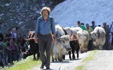 El mítico alpinista Reinhold Messner estará en la Semana de la Montaña de Reinosa