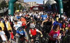 Miles de personas se ponen en marcha en favor de AMAT