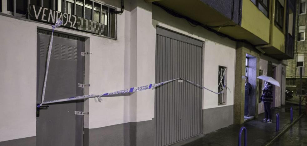 El sospechoso del crimen del octogenario de Santander, todo un profesional del delito