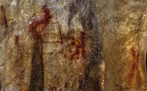 Hoffmann insiste en la autoría neandertal de las pinturas de La Pasiega