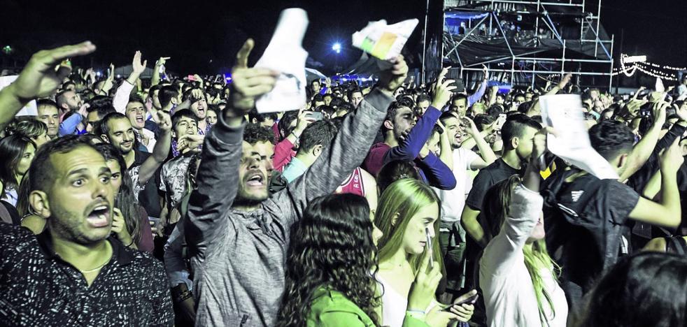 La Campa nunca explicó al Ayuntamiento cómo se iba a devolver el dinero de las entradas de Guetta