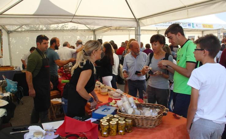 Feria 'Hechu en Liébana'