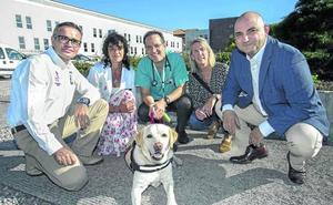 «Los perros serán una prueba diagnóstica más para prevenir el cáncer y salvar vidas»