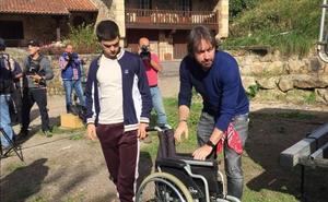 Una 'odisea quijotesca' rodada en Cantabria