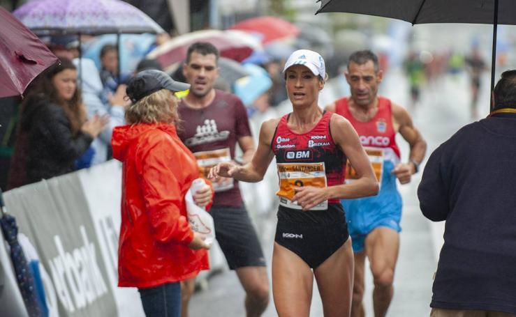 Las imágenes de los 10 Kilómetros de Santander