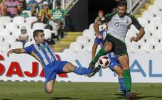 Dani Segovia, descartado para el partido de Copa del Rey del miércoles
